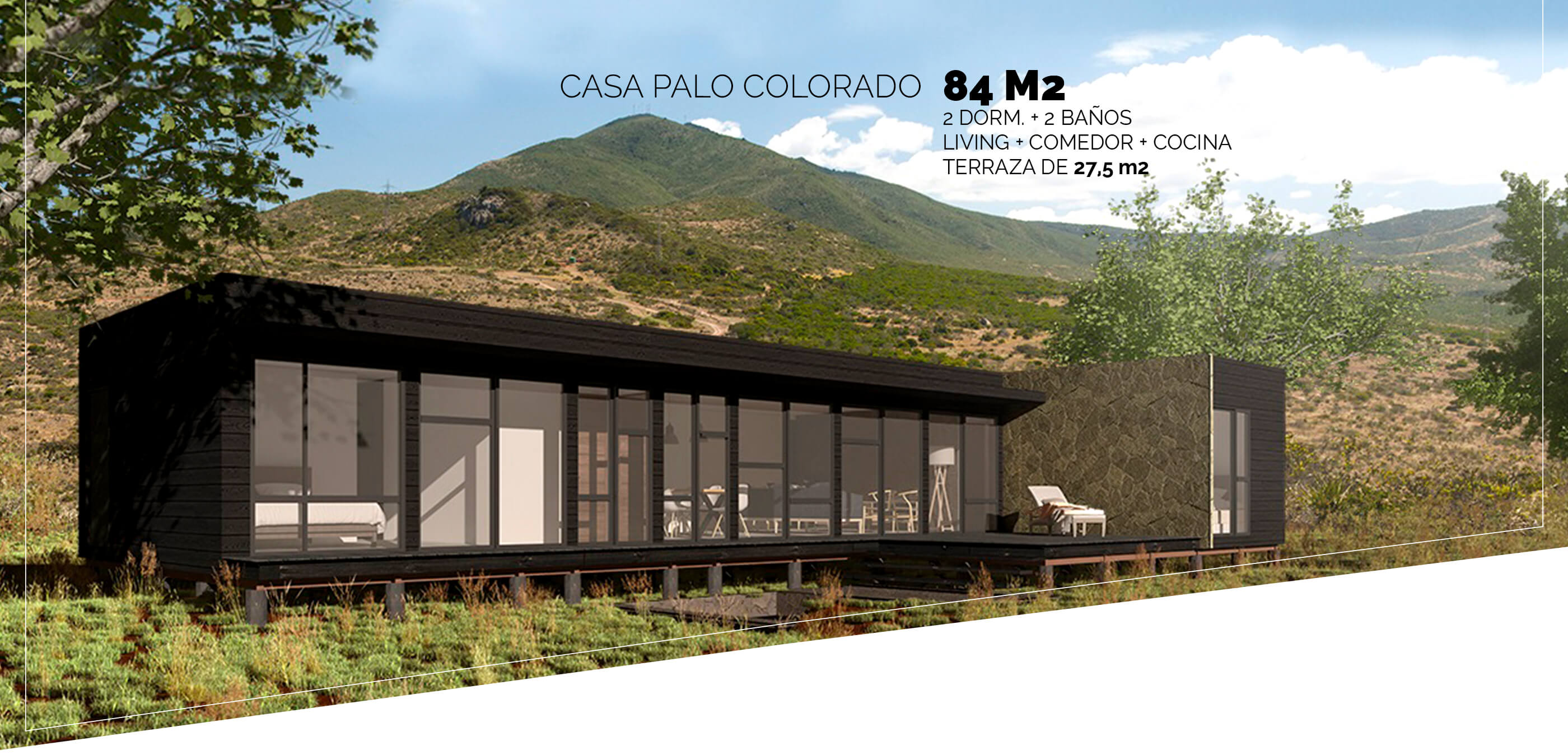 Casa Palo Colorado